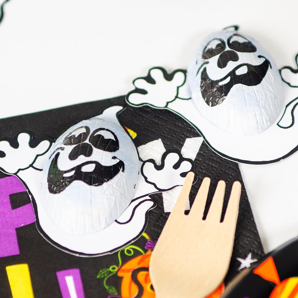 Milk Chocolate Halloween Ghosts (x3)