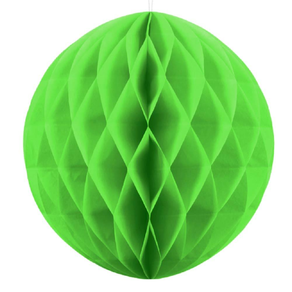 Honeycomb Ball Green, 20cm