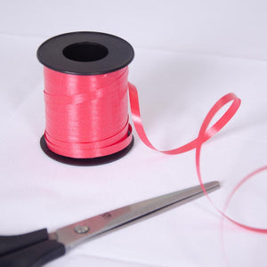 91m Curling Ribbon Red