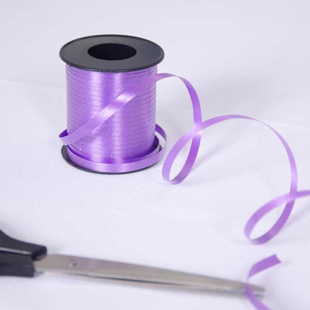 91m Curling Ribbon Purple