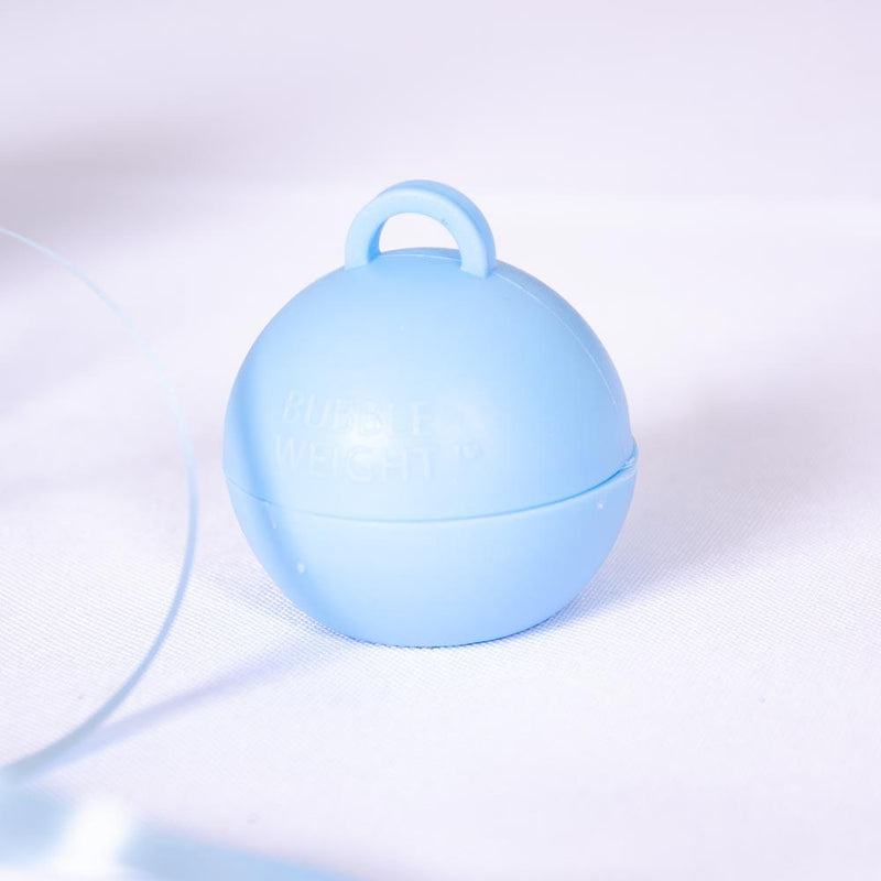 Bubble Balloon Weight Pale Blue