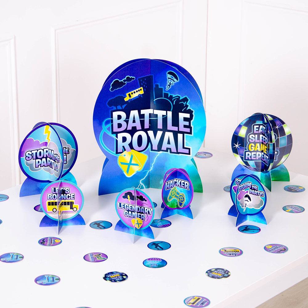 Click to view product details and reviews for Battle Royal Table Centrepiece.
