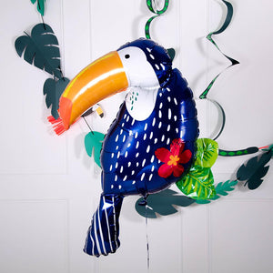 Supershape Toucan Helium Balloon