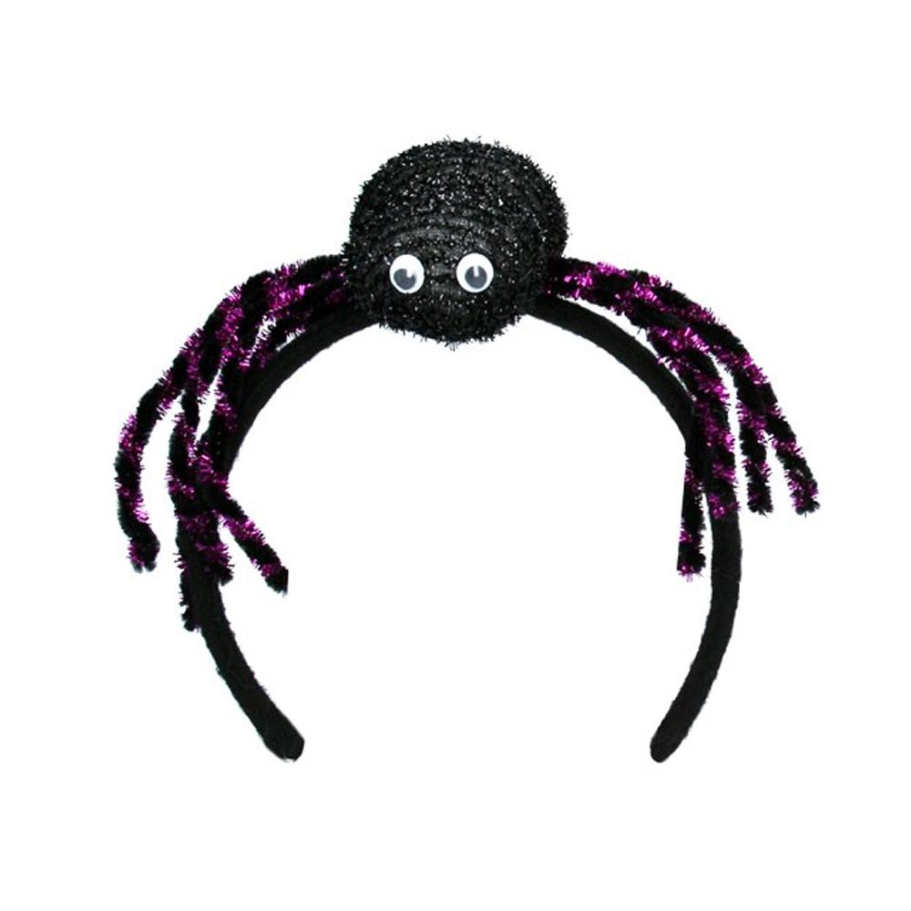 Spider Hairband (Child Size)