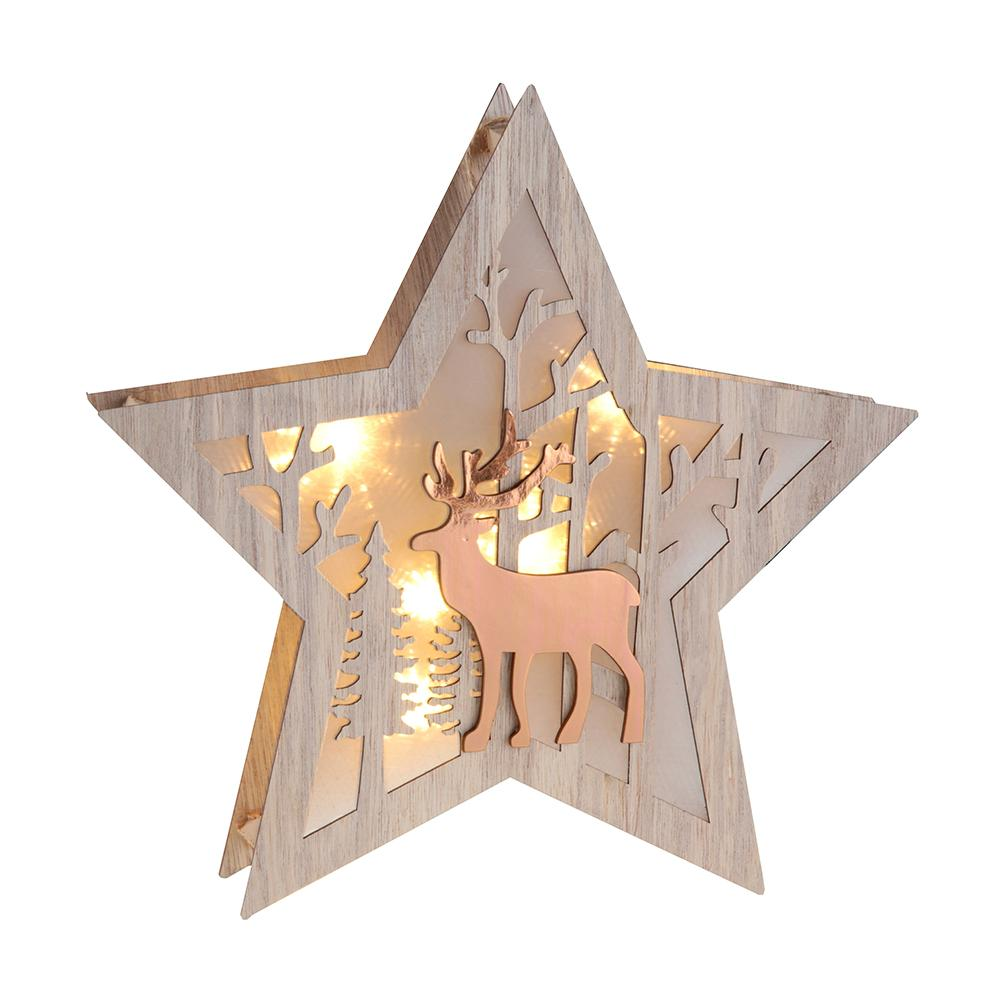 LED Star Decoration