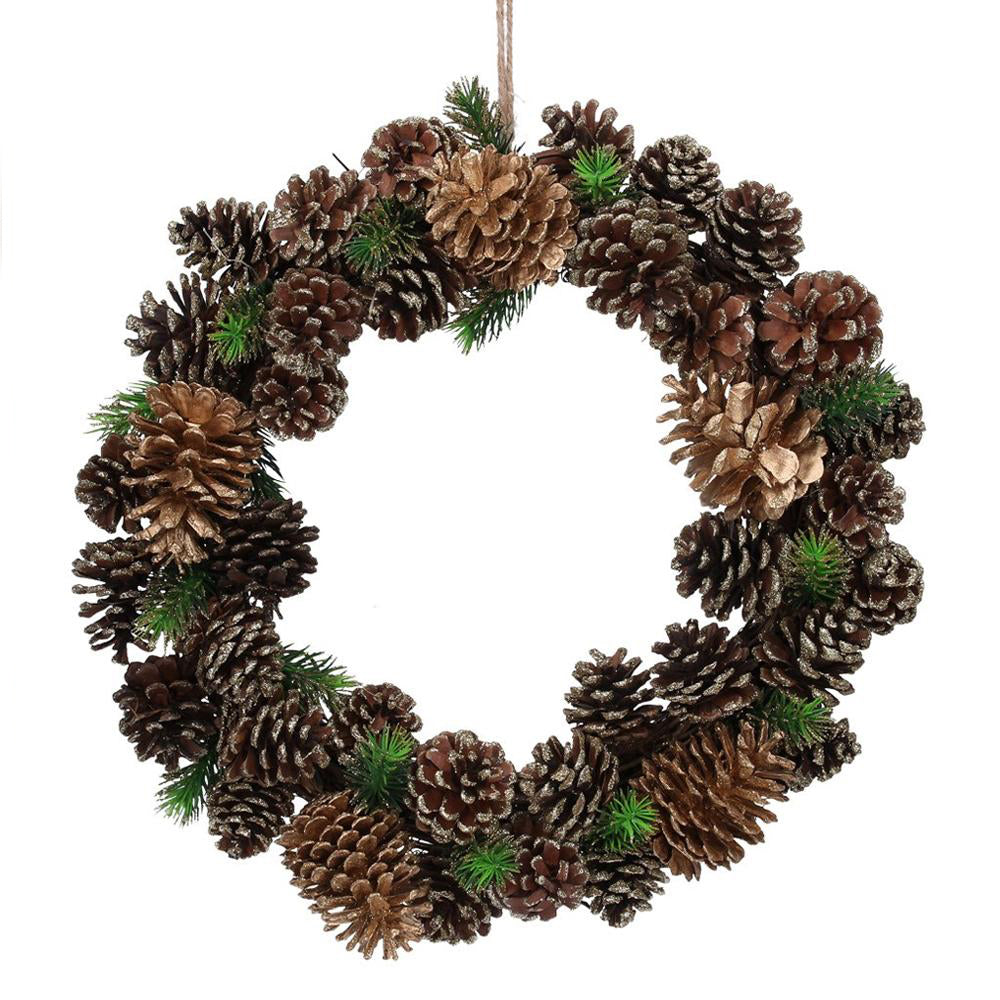 Click to view product details and reviews for Rustic Christmas Wreath.
