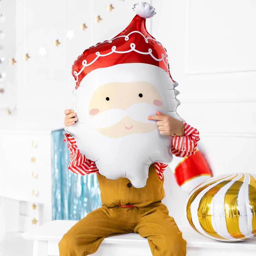 Click to view product details and reviews for Supershape Santa Foil Balloon.
