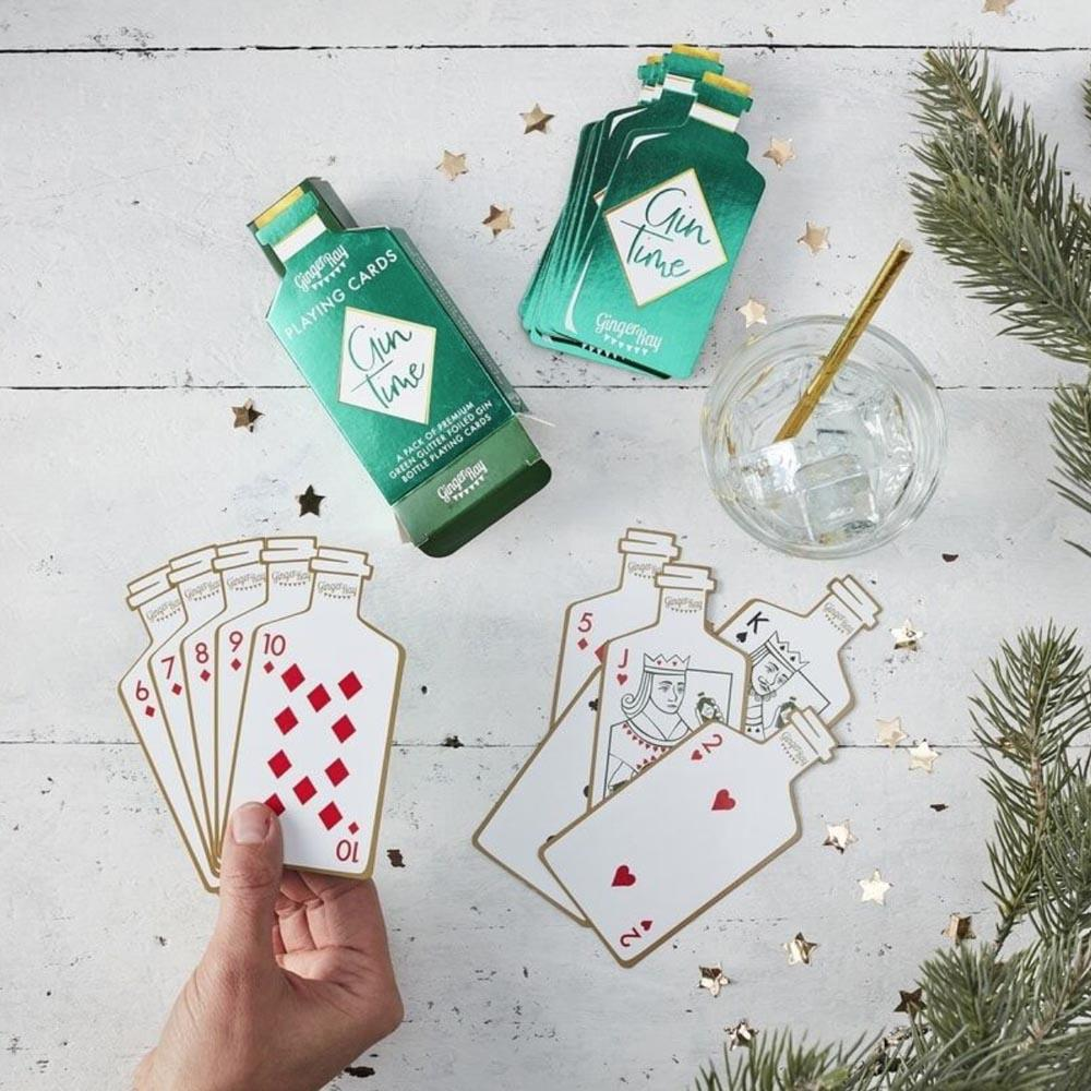 Gin Time Playing Cards