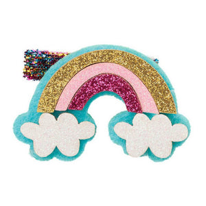Rainbow & Unicorn Hair Clips