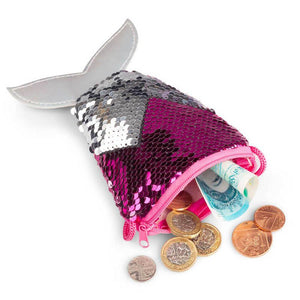 Mermaid Sequin Purse