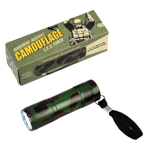 Airborne Assault LED Torch