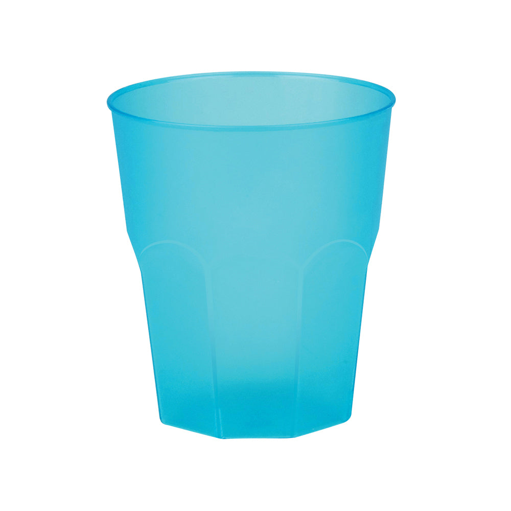 Reusable Drink Cup Blue (x20)