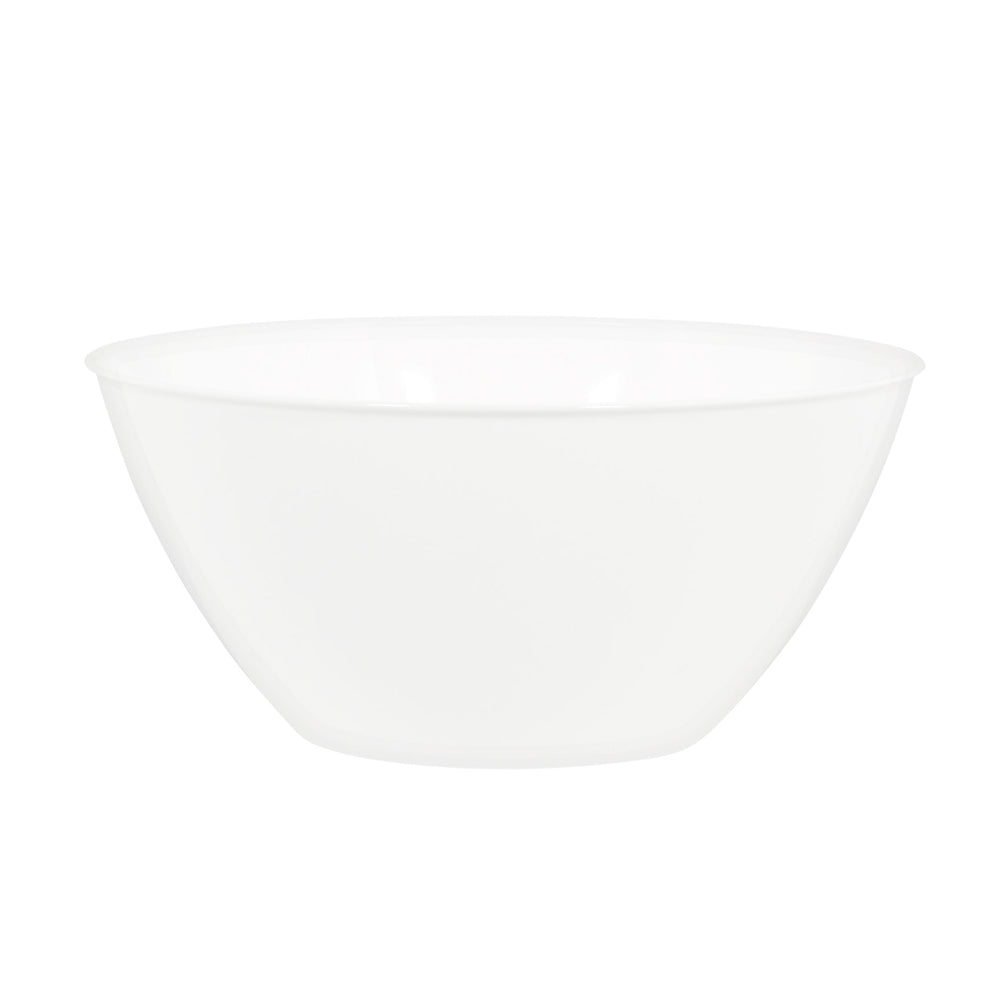 White Plastic Bowl 4.7L