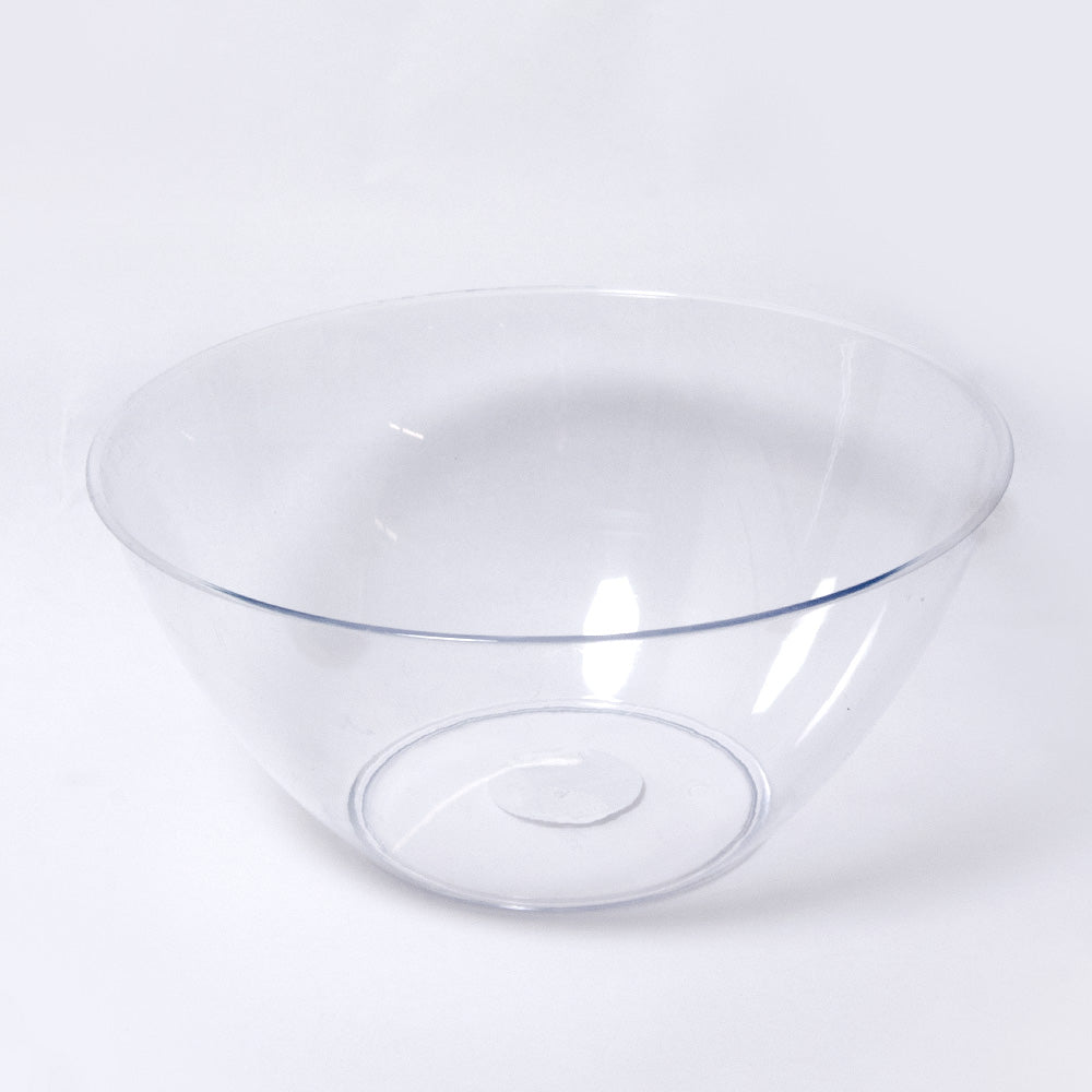 Clear Plastic Bowl 4.7L