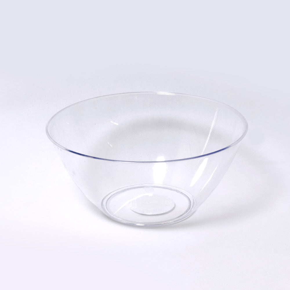 Clear Plastic Bowl 1.8L