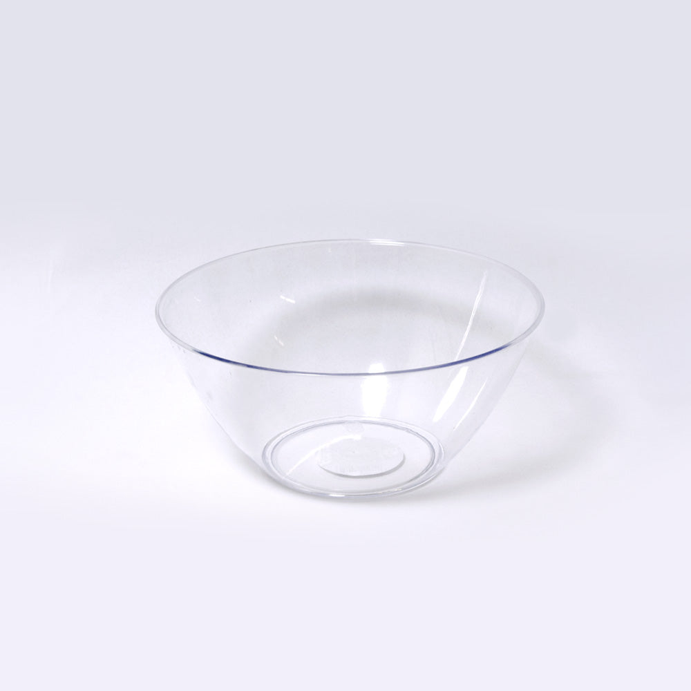 Clear Plastic Bowl 0.7L
