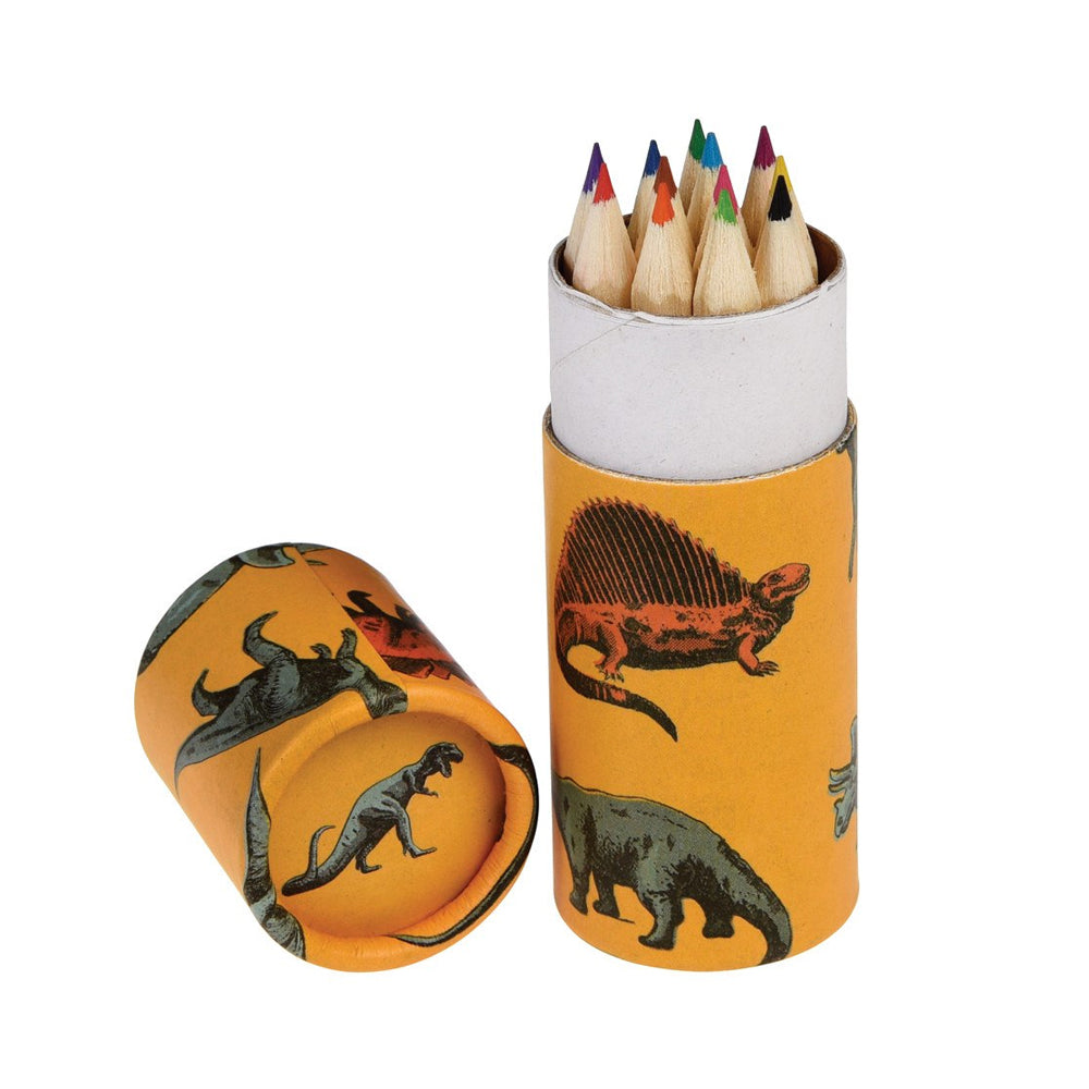 Prehistoric Land Colouring Pencils