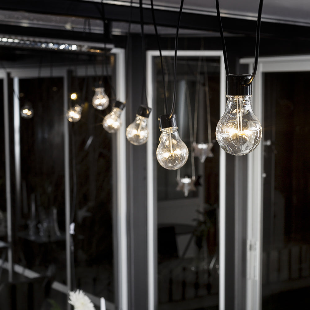Click to view product details and reviews for 10 Clear Bulb Led String Lights.