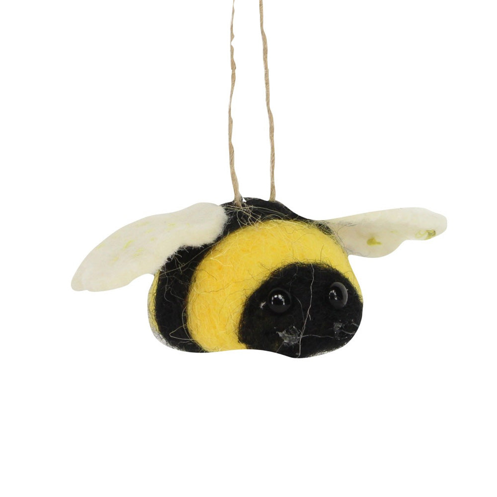 Wool Bumble Bee