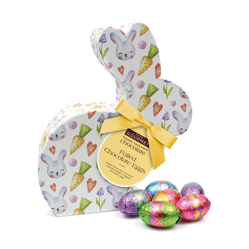 Chocolate Egg Bunny Box