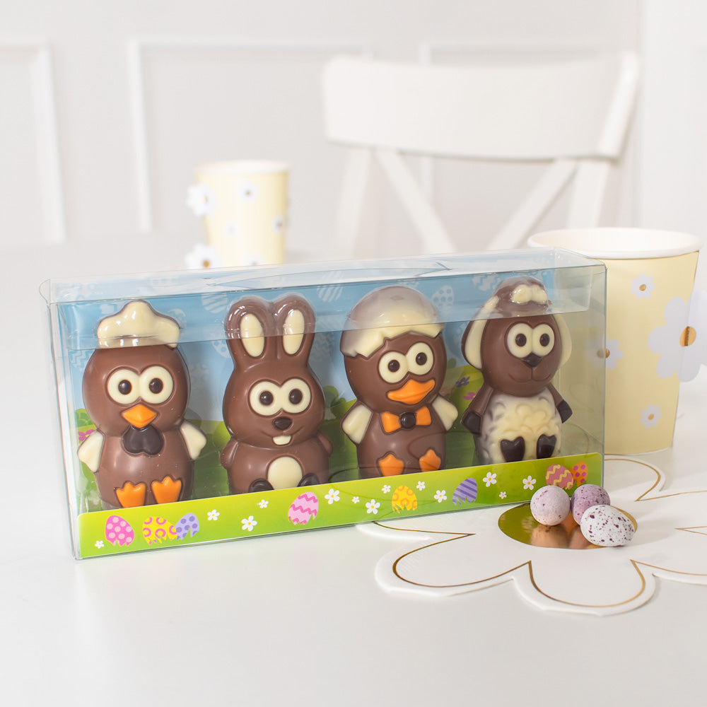 Easter Hollow Figures Gift Box