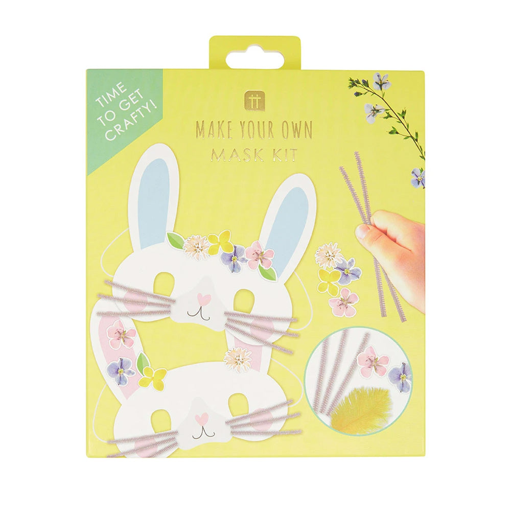 Truly Bunny Mask Making Kit