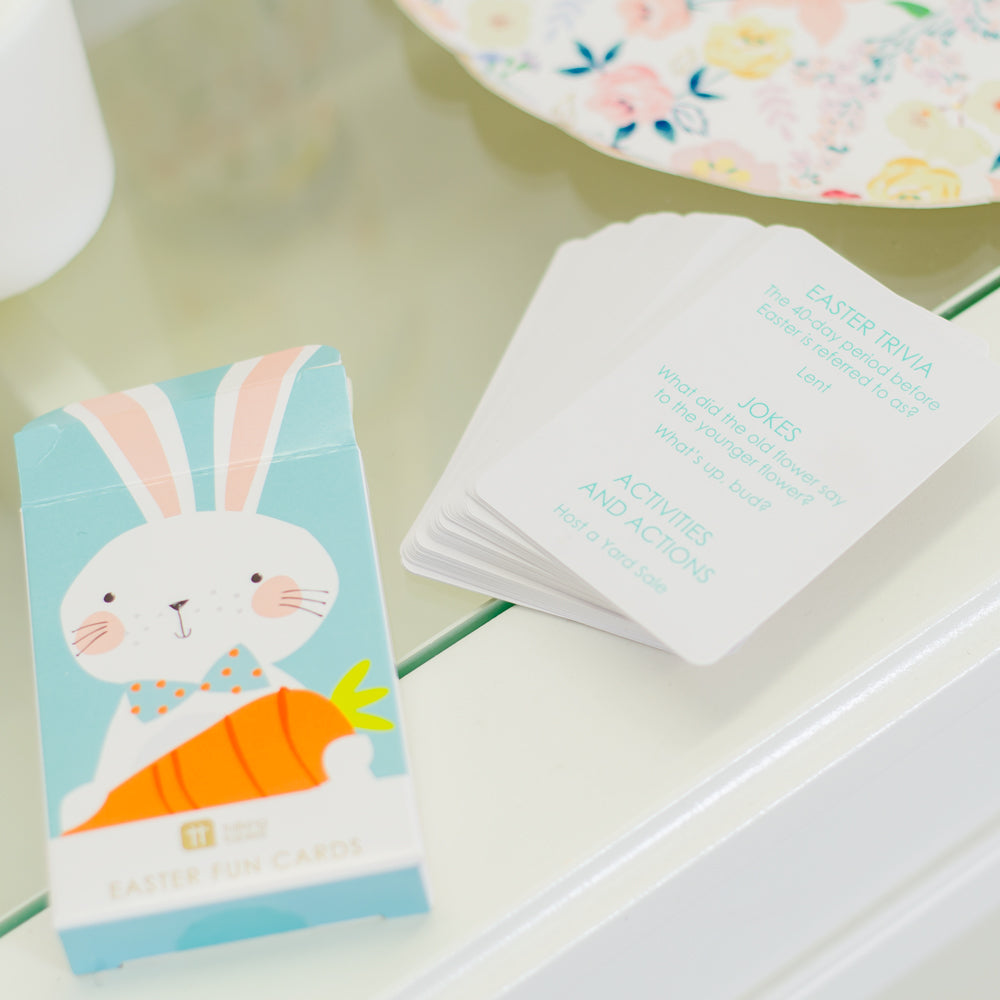 Hop To It Easter Fun Card Pack