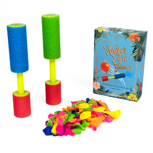 Water Fight Games