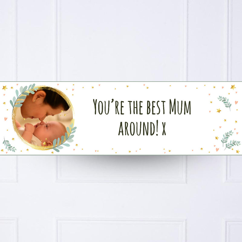 Rose Garden Personalised Party Banner