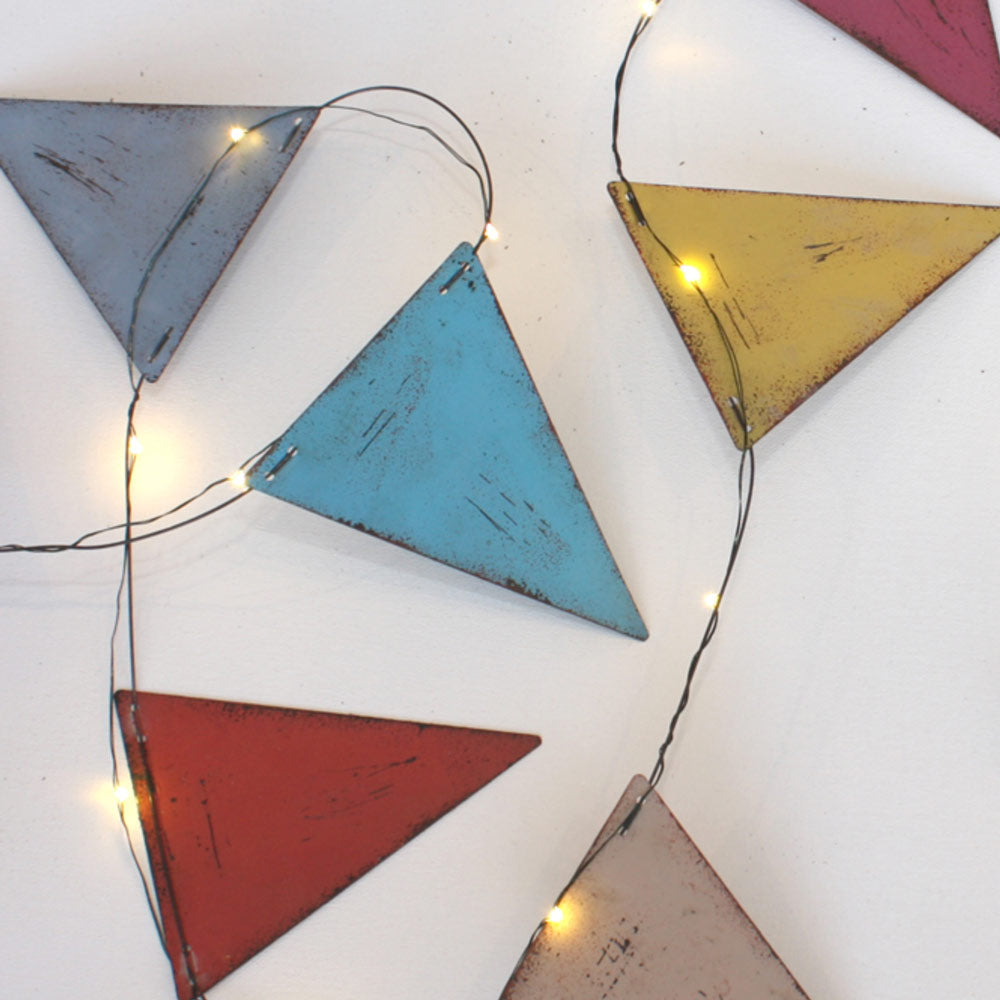 Multi Coloured Bunting (3.5m)