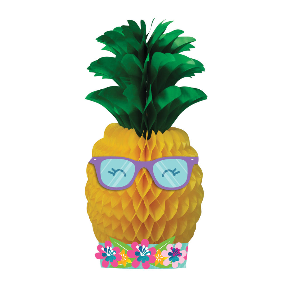 Pineapple & Friends - Honeycomb Centrepiece