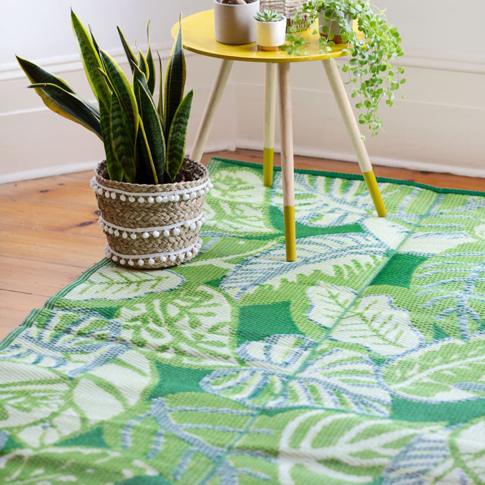 Tropical Palm - Outdoor Rug (1.8m)