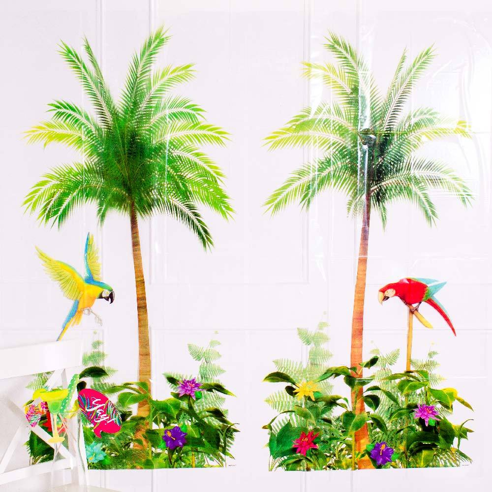 Palm Tree Scene Setter Add-Ons (x2)