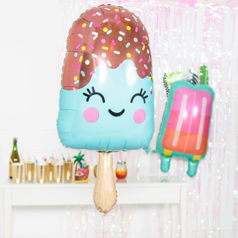 Ice Cream Bar Supershape Foil Balloon