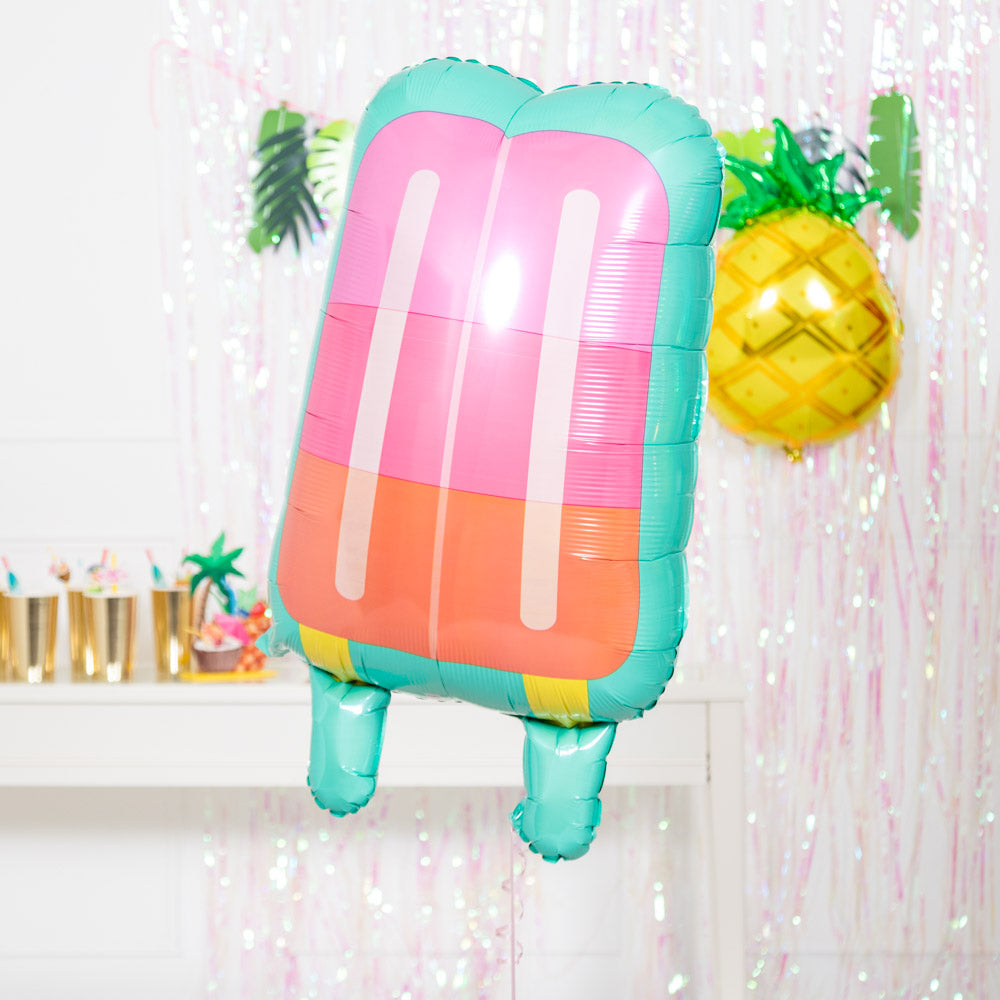 Popsicle Supershape Foil Balloon