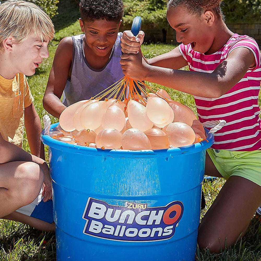 Rapid Fill Water Balloon Bunches (x100)