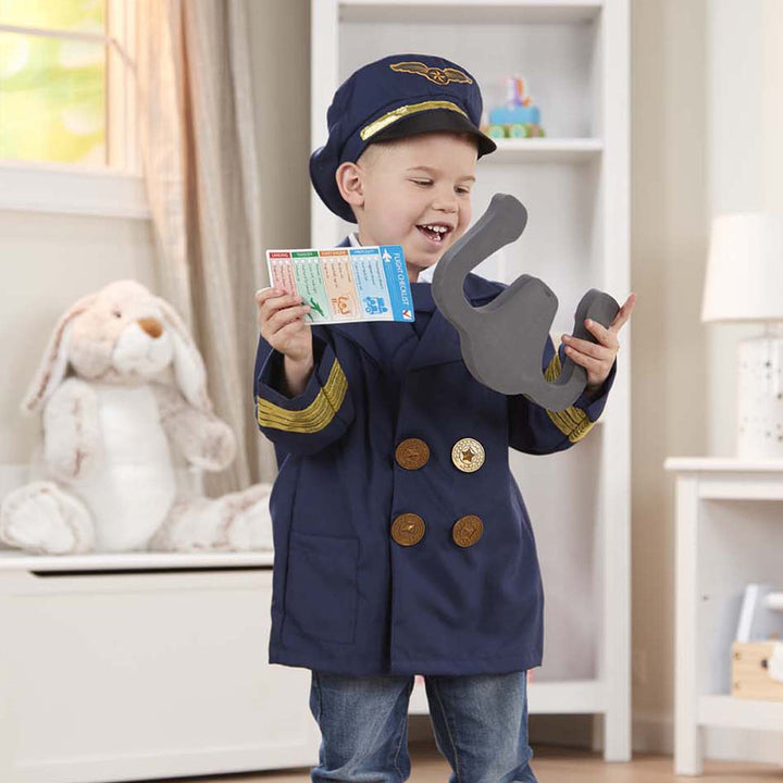 Pilot Role Play Costume