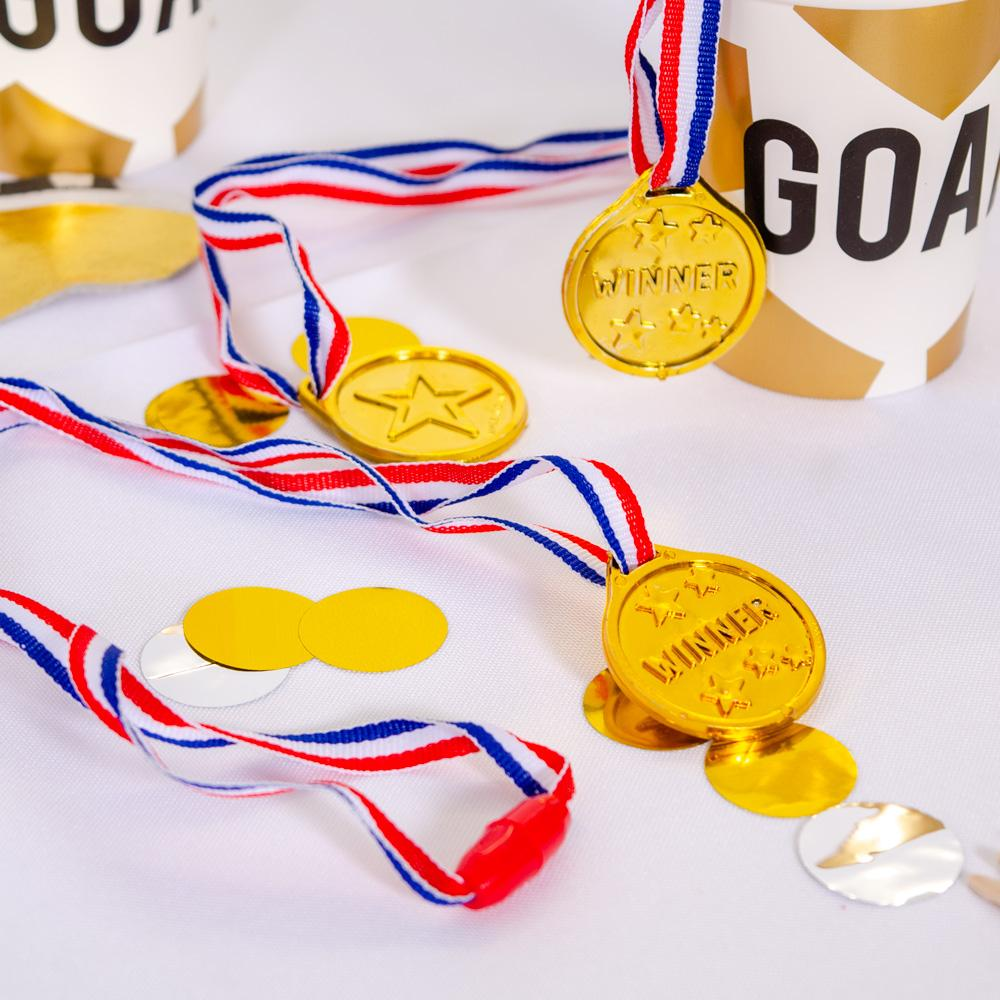 Winners Medals (x8)