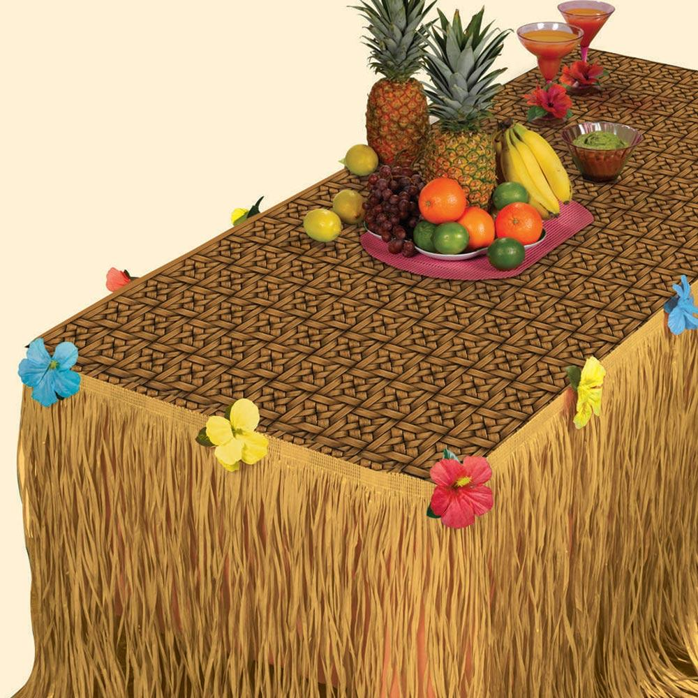 Hawaiian Luau Table Kit