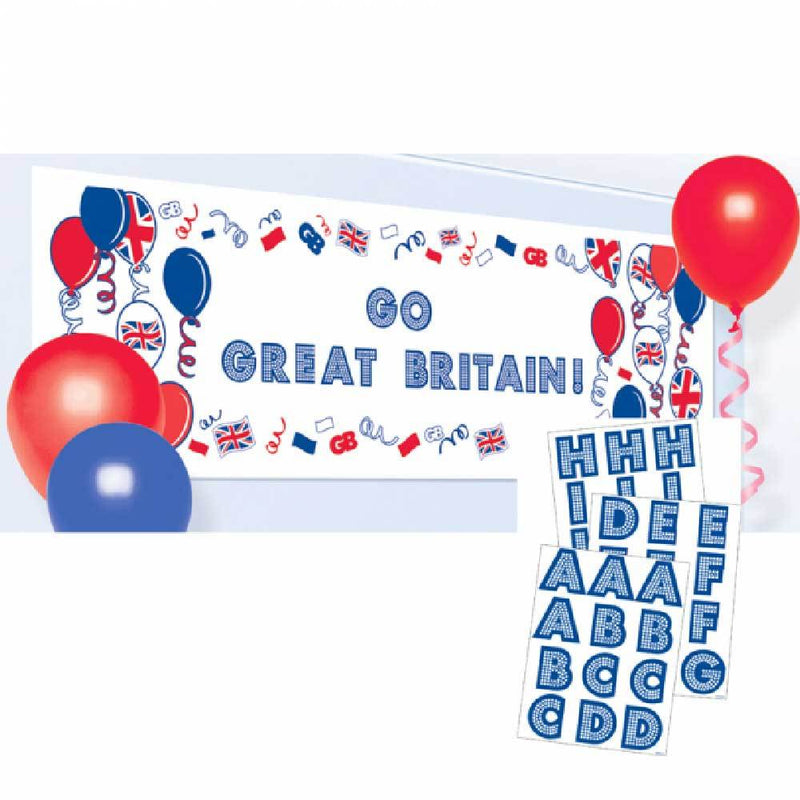Great Britain Create Your Own Banner