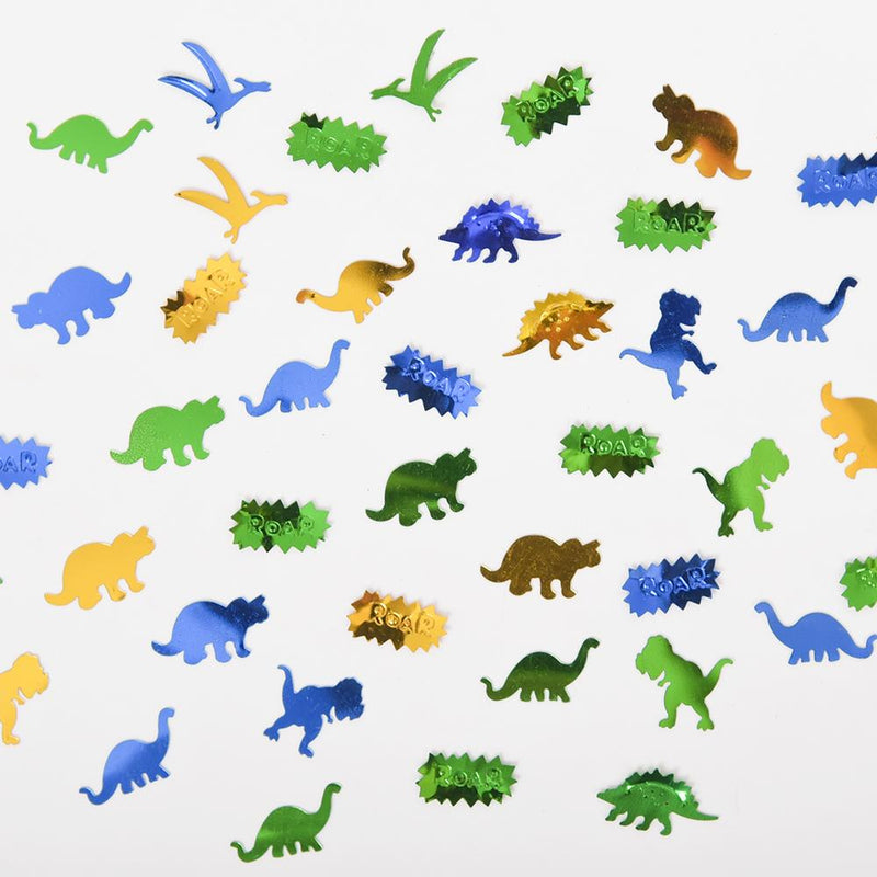 Dinosaur Table Scatter Confetti