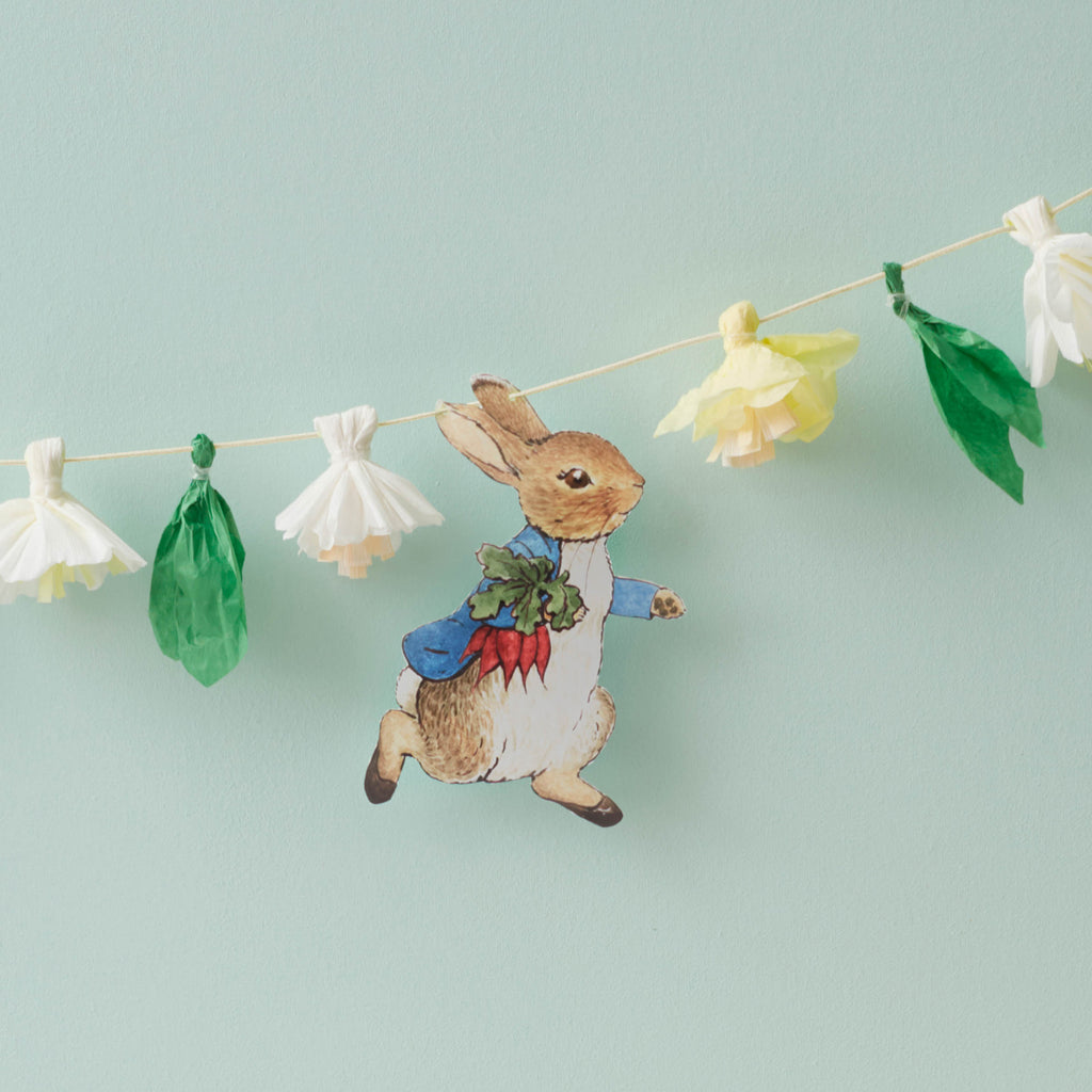 Peter Rabbit & Friends Garland (3m)