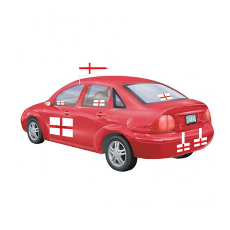 England Car Decoration Kit