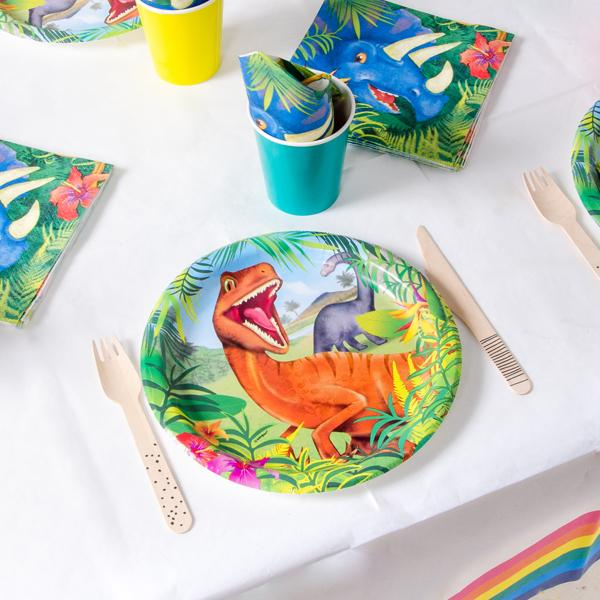 Dinosaur Roar Party Table Set
