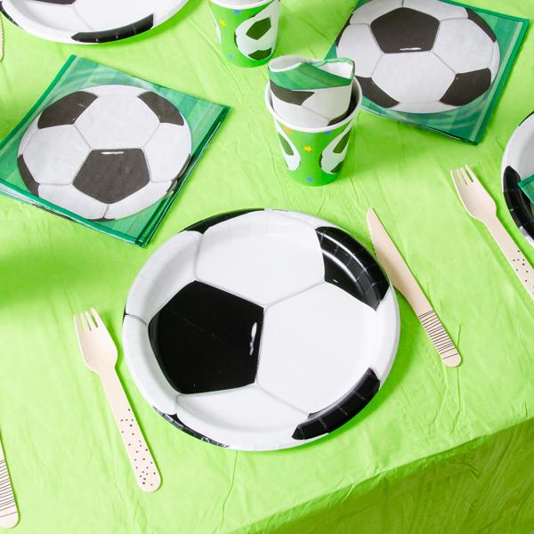 Football Party Table Set
