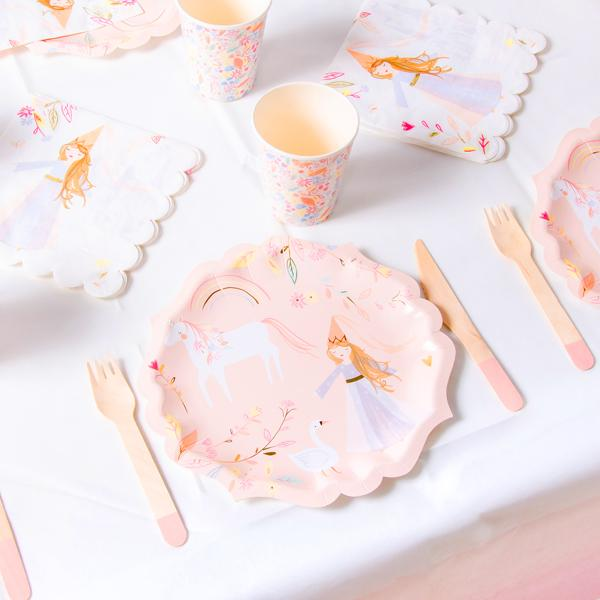 Magical Princess Party Table Set