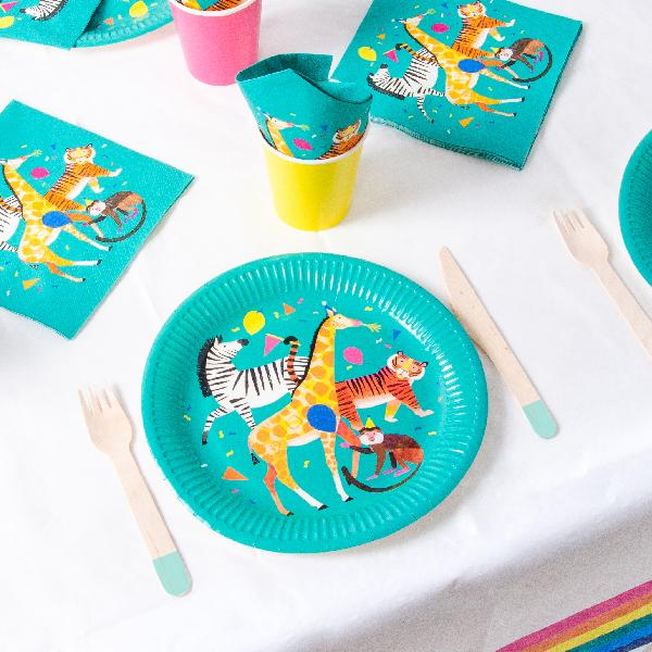 Party Animals Party Table Set