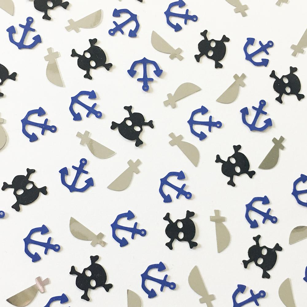 Pirate Table Scatter Confetti