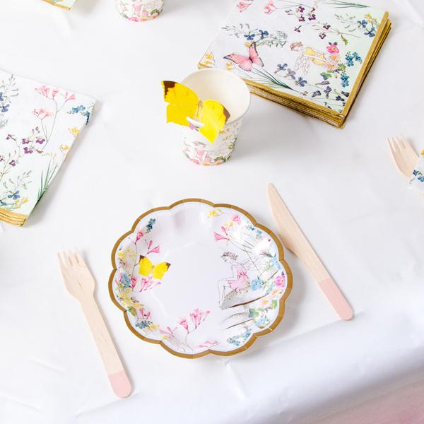 Truly Fairy Party Table Set