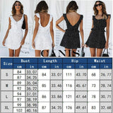 2019 Fashion Lovely Women Sleeveless Wrap Boho Polka Dot Loose Causal Butterfly Sleeve Mini Dress Summer Sundress Holiday   Swansstyle